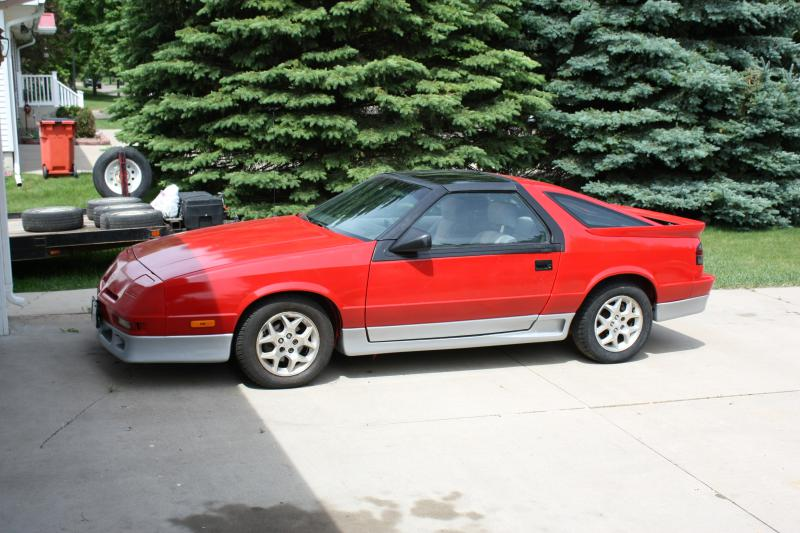 1989 Dodge Daytona 1500 Turbo Dodge Forums Turbo