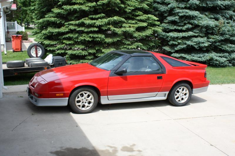 1989 Dodge Daytona 1500 Turbo Dodge Forums Turbo
