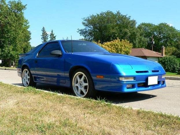 Cars For 8000 >> For Sale: Rare! 1991 Dodge Daytona Shelby - Turbo Dodge ...
