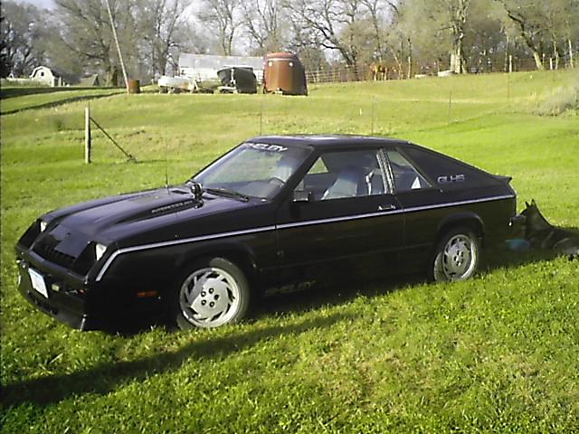 1987 Dodge Charger GLHS - $2800 - Turbo Dodge Forums : Turbo Dodge