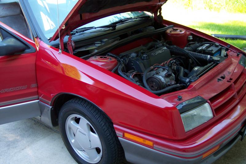 Cars For Sale In Wisconsin >> 1990 Dodge Shadow ES - $3800 - Turbo Dodge Forums : Turbo ...