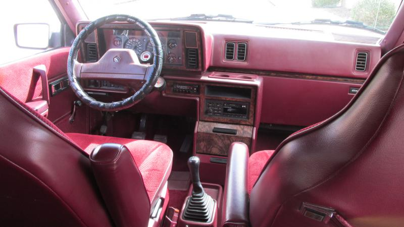 1990 Dodge Caravan Turbo Se 6900 00 Turbo Dodge