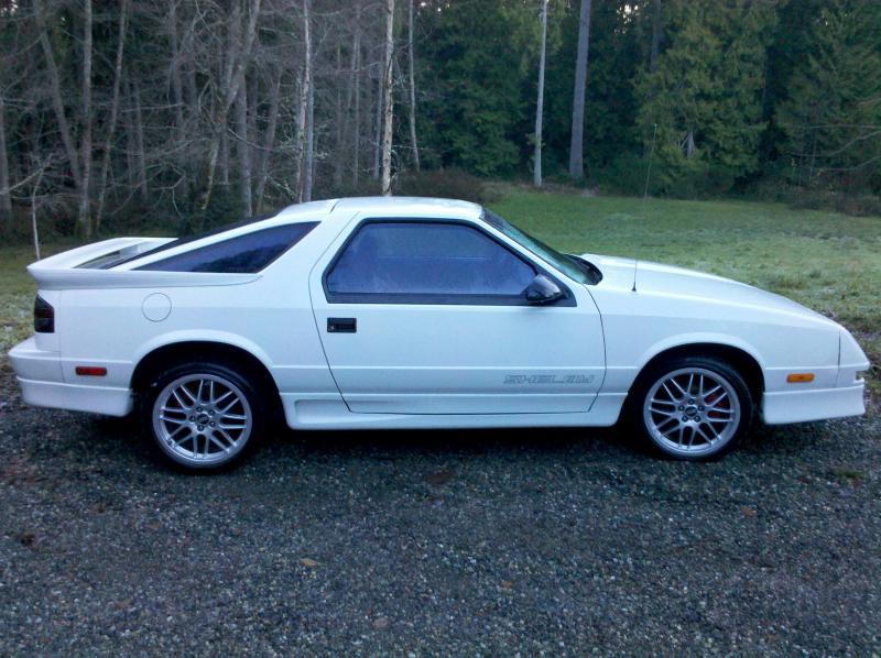 1991 Dodge Daytona Shelby 3000 Turbo Dodge Forums