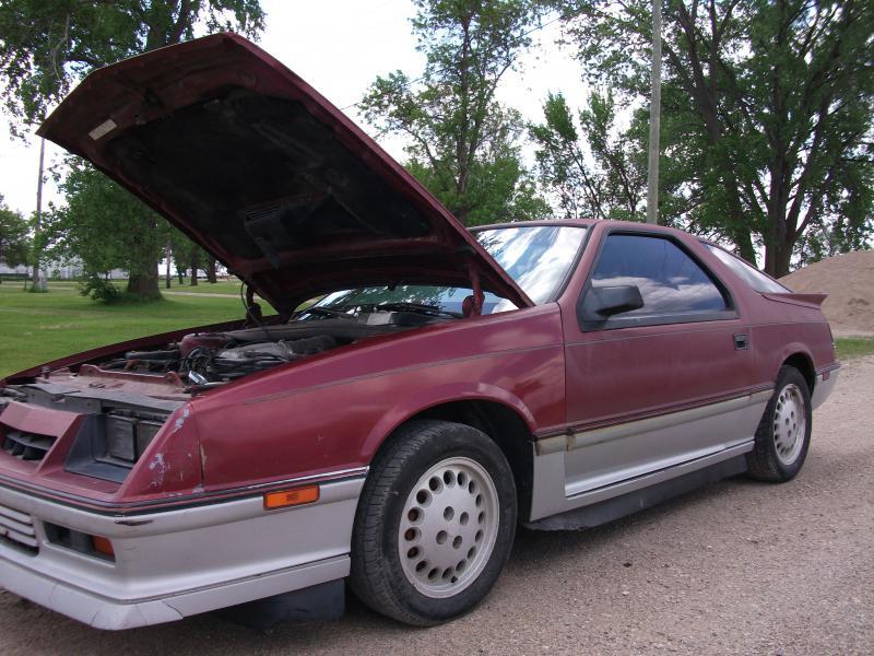 1985 Dodge Daytona Turbo Z 1111 00 Turbo Dodge Forums
