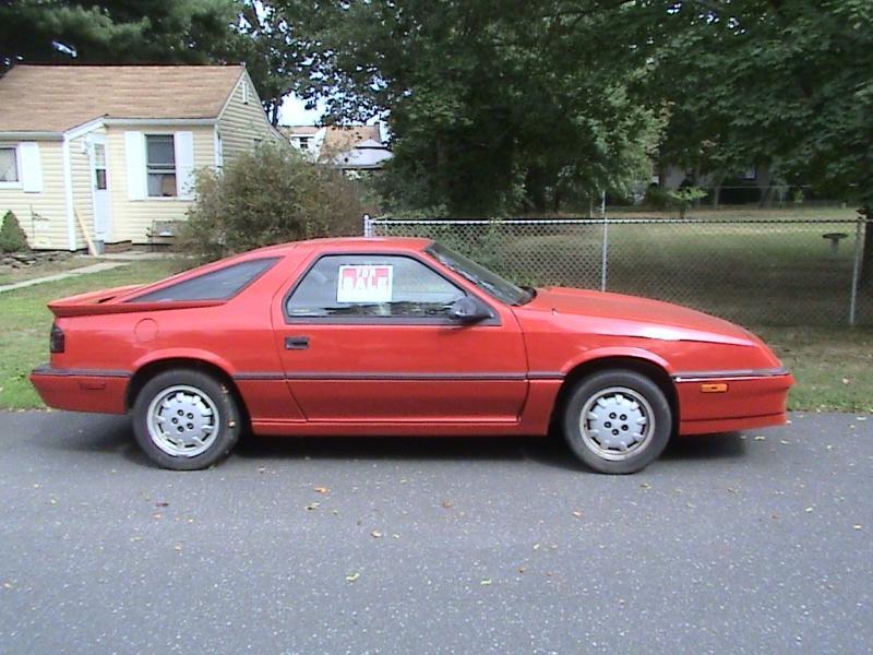 1987 Dodge daytona shelby z - $850 firm - Turbo Dodge Forums : Turbo