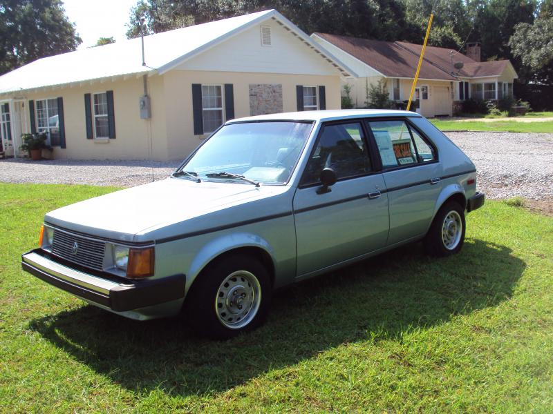 1985 Other Plymouth Horizon 3000 Turbo Dodge Forums