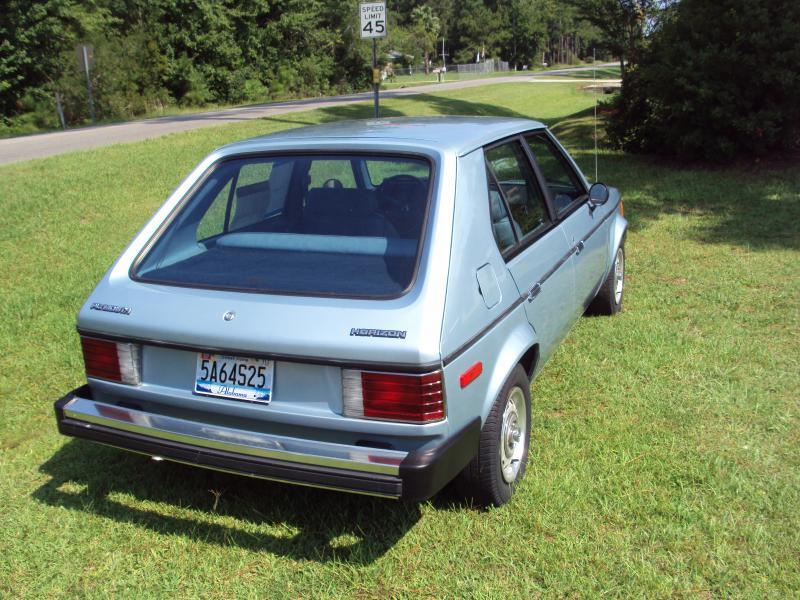 1985 Other Plymouth Horizon -   3000