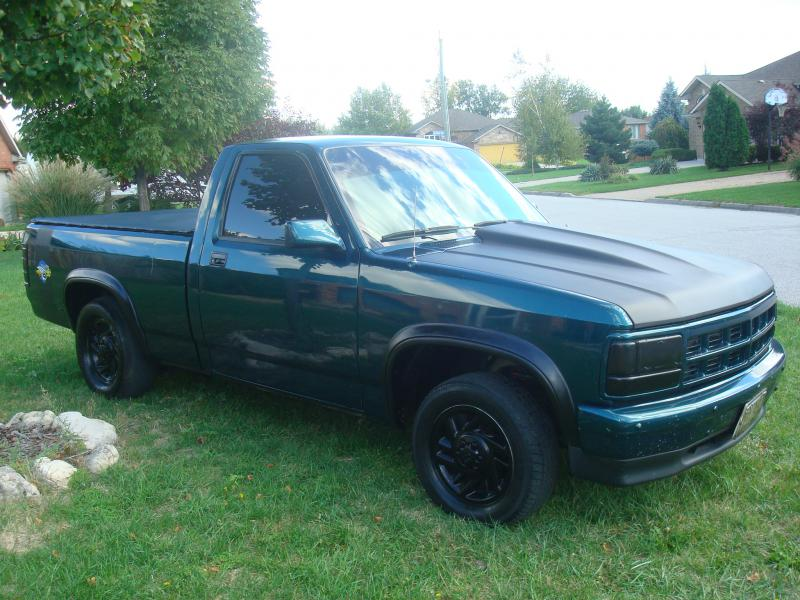1993 Dodge Dakota Sport Trade 3000 Turbo Dodge