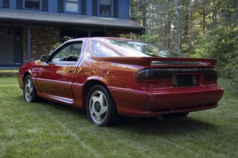 Dodge Iroc Daytona Fawcettepime