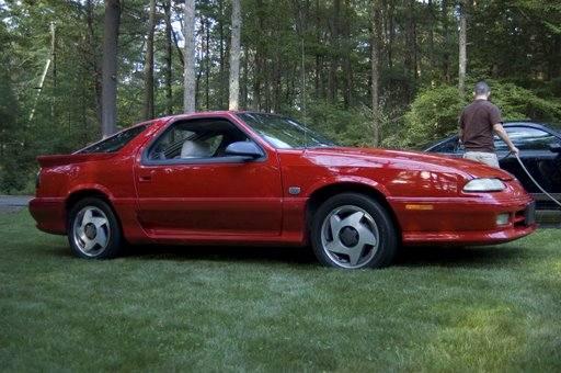 5 Miles Cars For Sale >> 1993 Dodge DAYTONA IROC R/T - $2,000 - Turbo Dodge Forums : Turbo Dodge Forum for Turbo Mopars ...