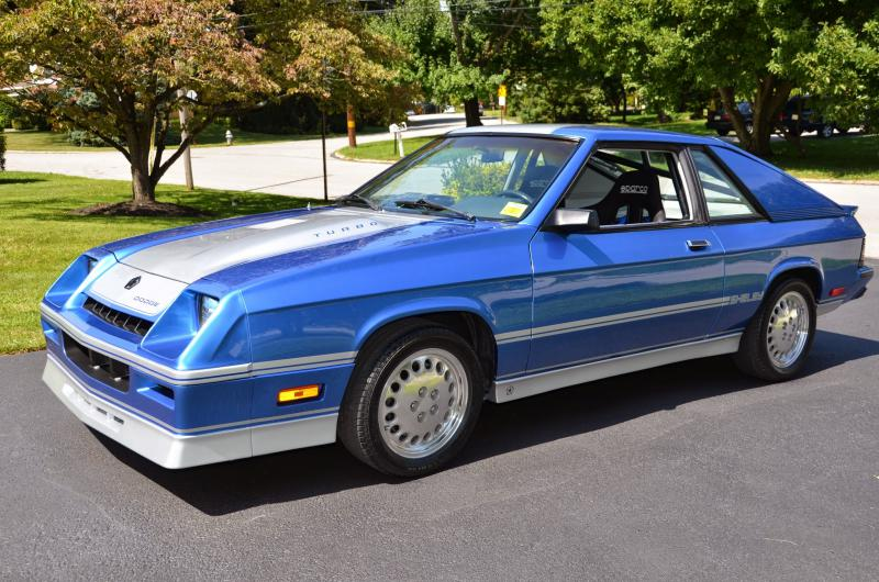 1986 Dodge Shelby Charger located in Valley Forge, PA ...