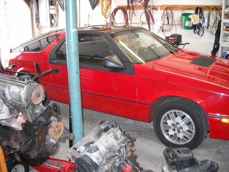 1986 Chrysler LASER XT - $4000.00 OB - Turbo Dodge Forums ...