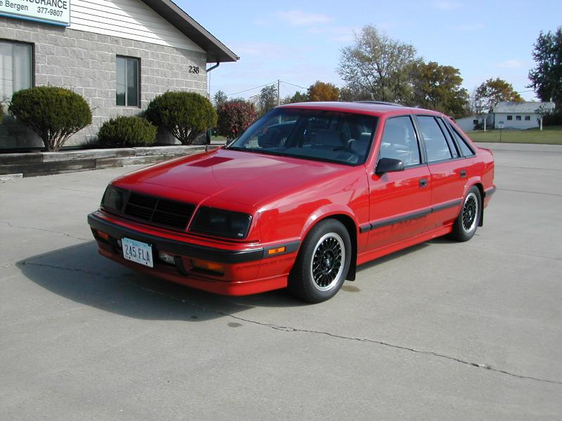 1987 Other Shelby Lancer - $$7,500 - Turbo Dodge Forums ...