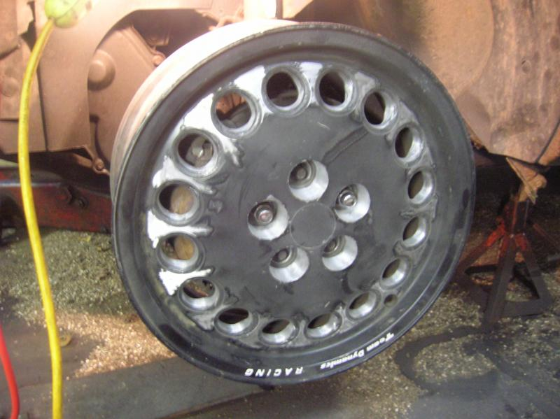 How To Polish Aluminum Wheels >> Sandblasting Aluminum Rims? - Turbo Dodge Forums : Turbo ...