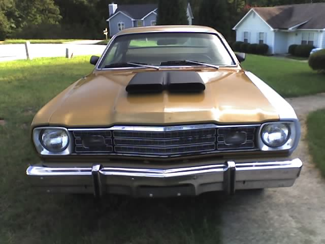 1975 Plymouth Duster -$2500 or Trade? NE-Georgia - Turbo ...