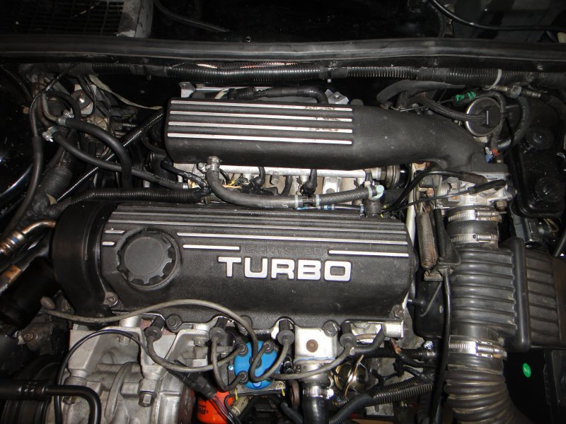 Car Leaking Oil >> 1986 Dodge GLHS - $8000.00 - Turbo Dodge Forums : Turbo ...