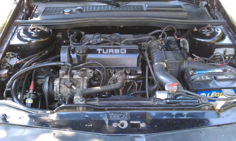 1986 Dodge Daytona Turbo Z C S 4000 Turbo Dodge