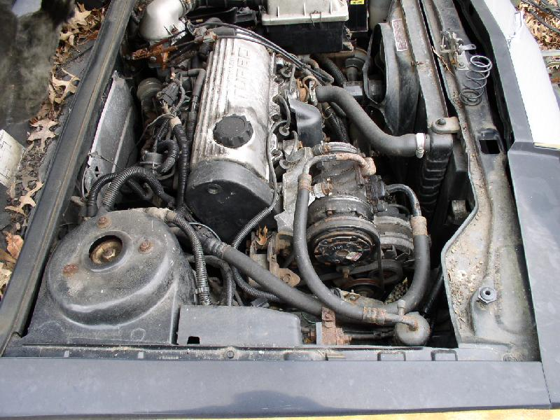1985 Chrysler LeBaron Turbo Convertible Mark Cross 0 (MD)-engine2.jpg