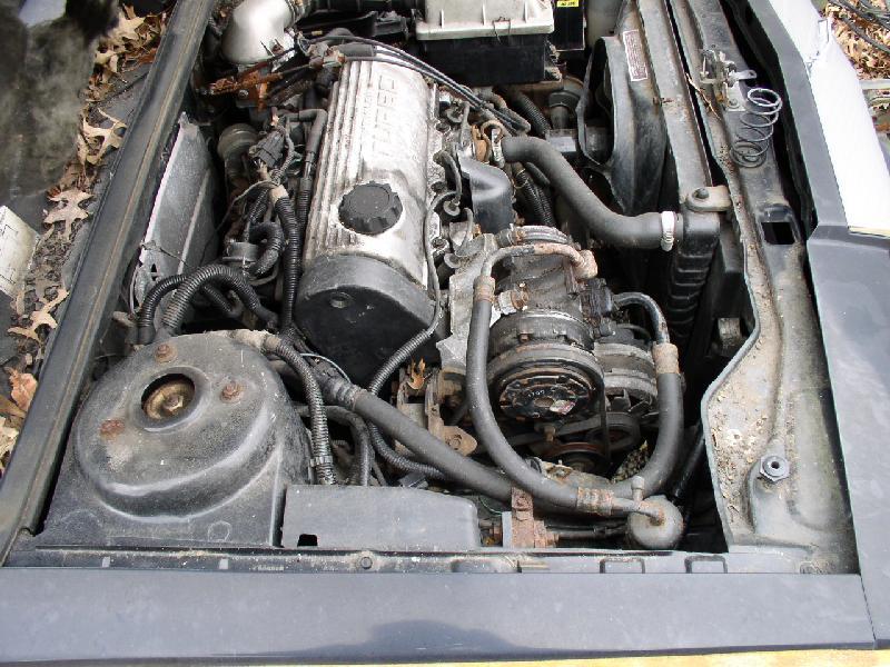 1985 chrysler lebaron turbo convertible mark cross $500 ... 2 2l engine diagram #2