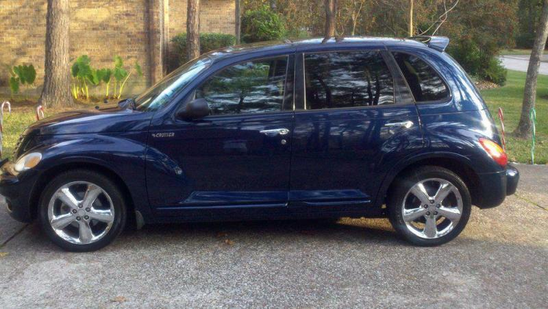 2004 Chrysler Pt Cruiser 5 000 Turbo Dodge Forums