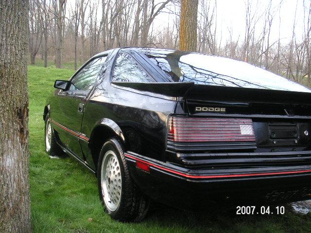 1984 Dodge daytona turbo z - $2500. - Turbo Dodge Forums ...