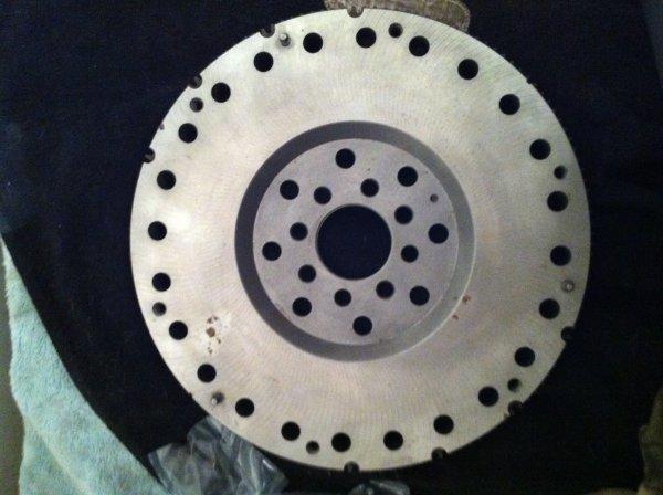A555 A520 OBX Hybrid Transmission Build Tips-flywheel_1.jpg