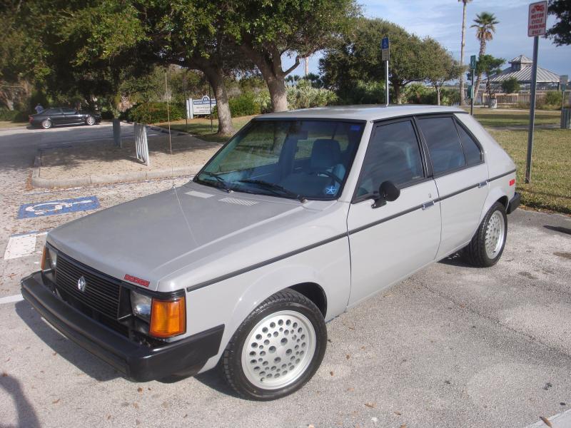 1988 Dodge Omni (GLH clone) - $$2,570 - Turbo Dodge Forums ...