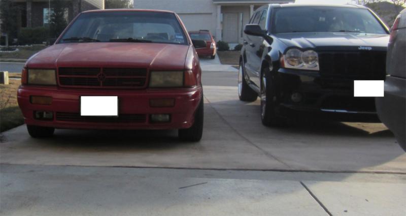 1991 Dodge Spirit R/T - $00-front.jpg