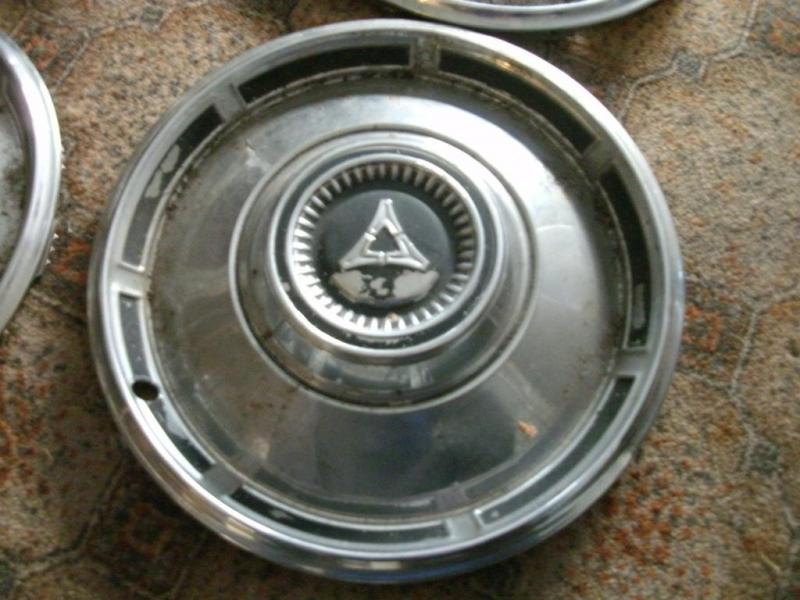 """Dodge Dart Turbo >> Vintage Dodge 'old-skool' 13"""" hubcaps Nice Shape - Turbo Dodge Forums : Turbo Dodge Forum for ..."""