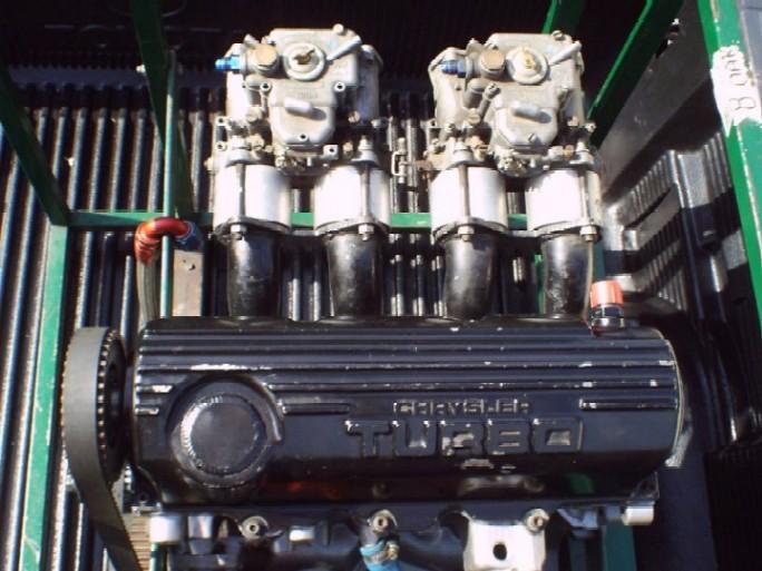 Two Mopar 2 2 Liter Sohc Race Engines For Sale Page 2