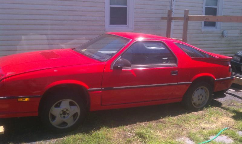 88 Daytona Shelby Z Part Out Turbo Dodge Forums Turbo