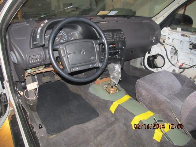 D Rear Wheel Drive Conversion Dodge Daytona Img