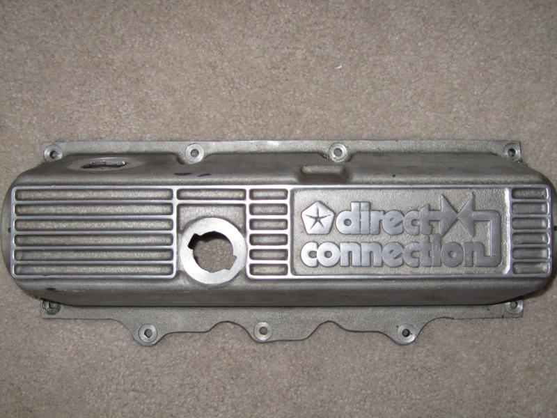 D Direct Connection Valve Cover Img on 2005 Dodge Neon
