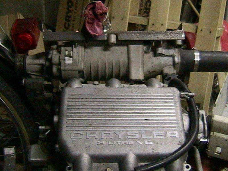 Supercharging the 3.0 - Turbo Dodge Forums : Turbo Dodge Forum for