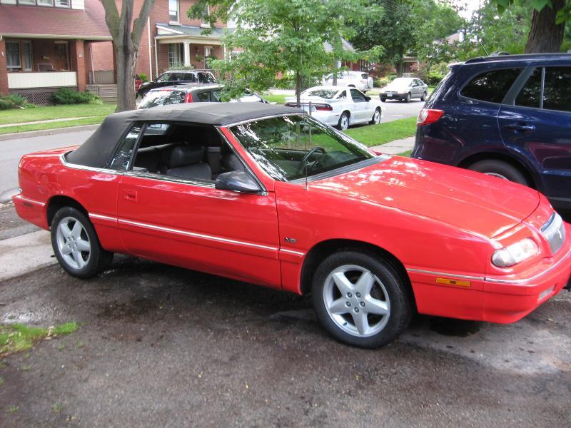 1993 Chrysler Lebaron 3200 63 Turbo Dodge Forums