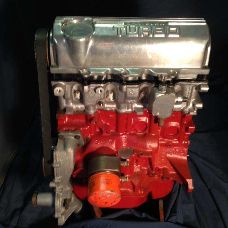 Chrysler Ppg 2 2l Engine Turbo Dodge Forums Turbo