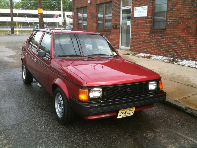 1990 Chrysler Horizon -   1000