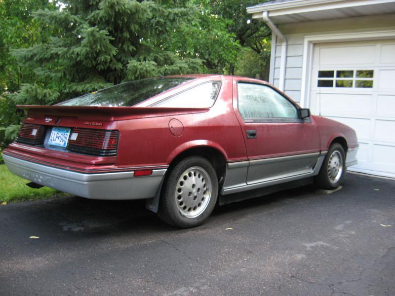 1984 Dodge Daytona Turbo Z - $$1,400.00 - Turbo Dodge Forums : Turbo Dodge Forum for Turbo ...
