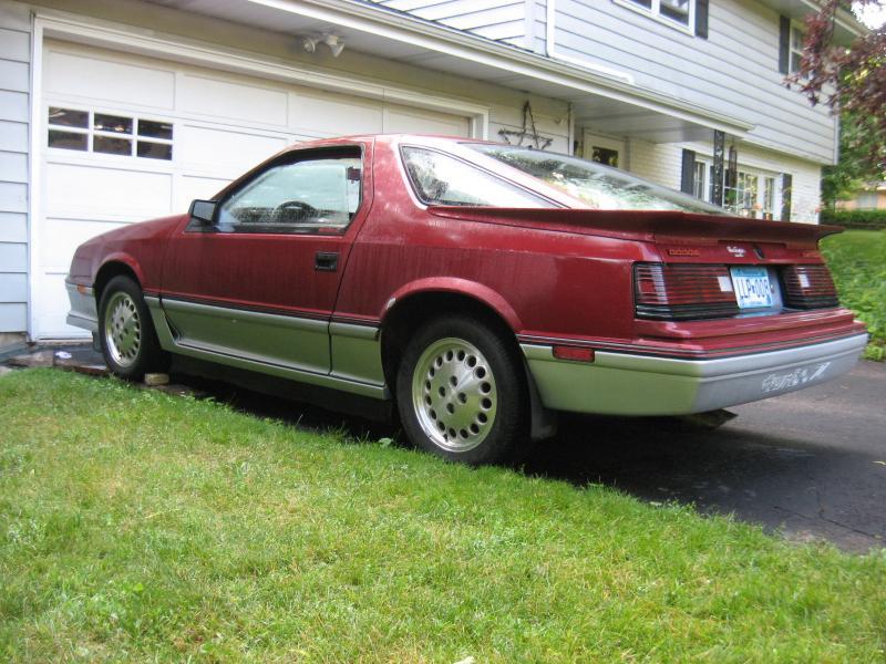 1984 Dodge Daytona Turbo Z - $1,600.00 - Turbo Dodge Forums : Turbo