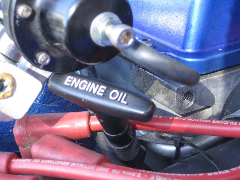 Tiii lwp fwdp fuel rail dipstick problem for Where can i drop off used motor oil