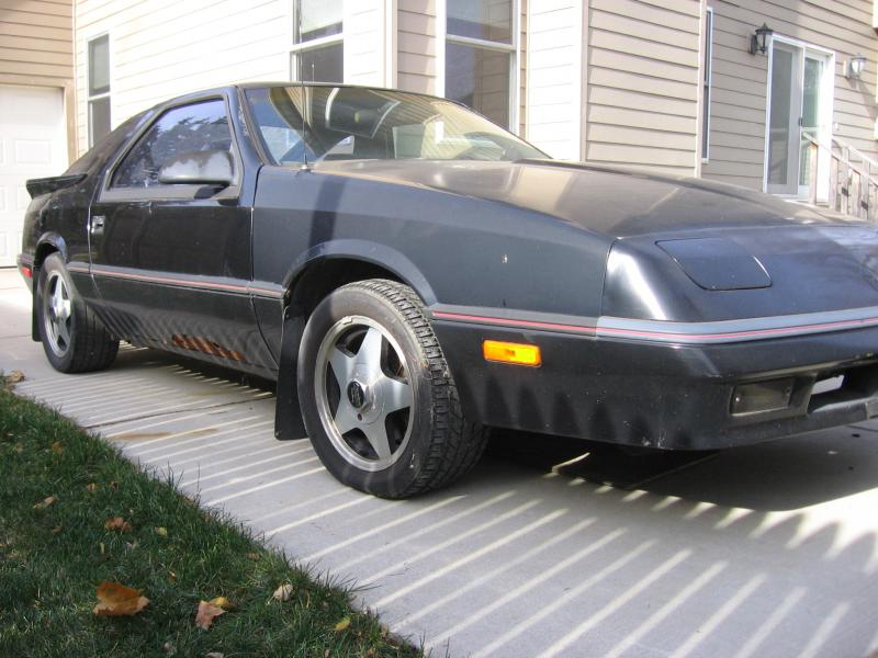 Dodge Cars For Sale >> 1989 Dodge daytona cs competition pkg - $750.00 - Turbo Dodge Forums : Turbo Dodge Forum for ...