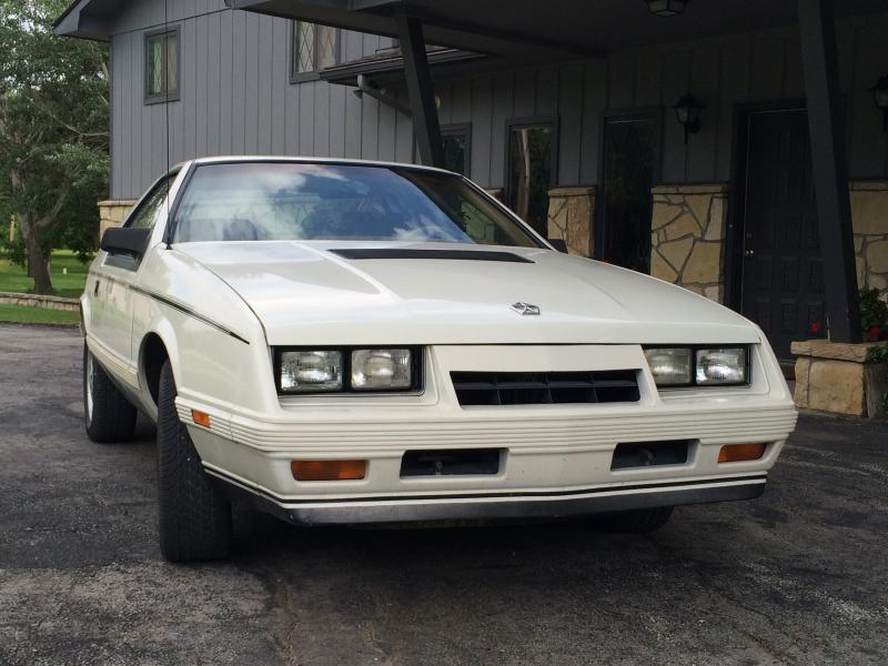3k In Miles >> 1985 Chrysler Laser - $$3000.00 - Turbo Dodge Forums ...