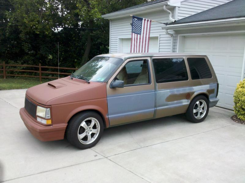 1989 Dodge Caravan 1200 Turbo Dodge Forums Turbo