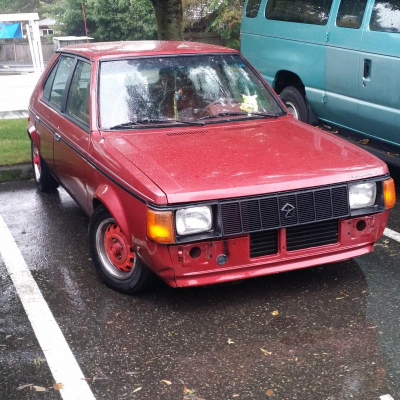 1989 Other Plymouth Horizon