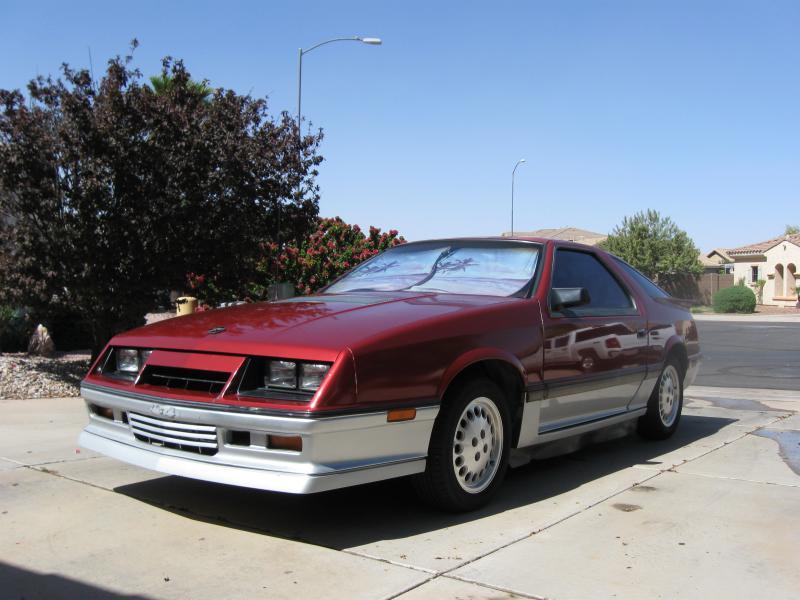 Car Lots Near Me >> 1984 Dodge Daytona turbo z - $2450 - Turbo Dodge Forums ...