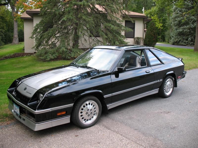 1987 Dodge Shelby Charger 6995 Or Best Offer Turbo