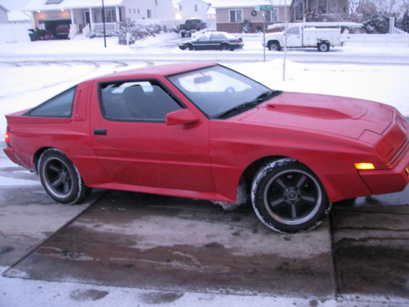 1988 Chrysler Conquest Tsi For Sale Or Trade: 1988 Chrysler Conquest Tsi Shp