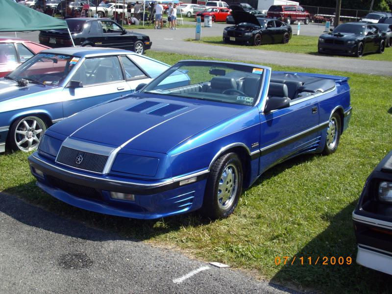 Body Kit For 88 Lebaron Turbo Dodge Forums Turbo Dodge