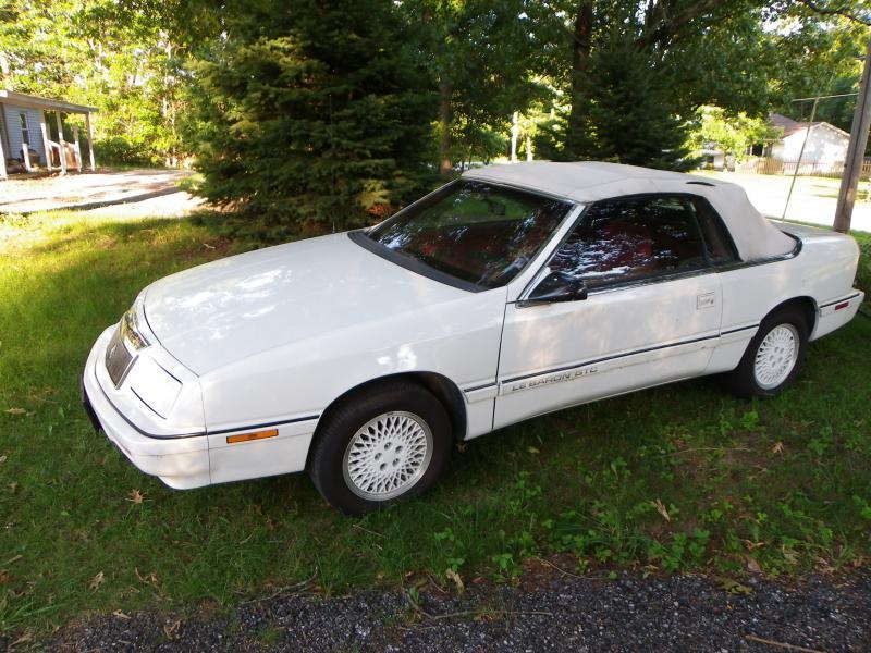 1991 Chrysler Lebaron  1200  Turbo Dodge Forums  Turbo Dodge