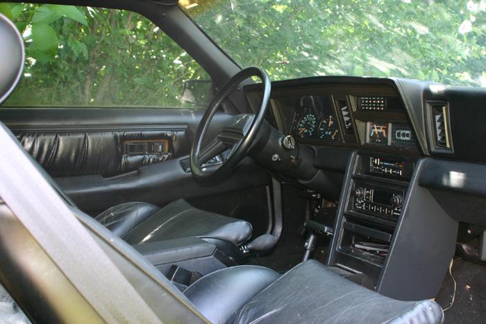 1986 Chrysler Laser Xt -  300 Obo